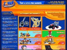 Jouet discount magasin de jeux et jouets en ligne prix cass s netoo - Sites discount en ligne ...