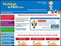 Détails Parkings de Paris - réservation de places de parking à Paris