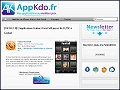 Détails AppKdo - applications gratuites pour iPhone de l'App Store Apple