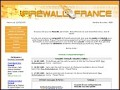 Détails Firewall France : comparatif test guide pour kerio zone alarm look'n stop norton