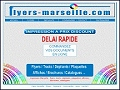 D�tails Flyers Marseille - impression flyers, tracts, d�pliants