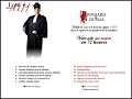 D�tails Ponsard & Dumas - robes d'avocat, costumes officiels